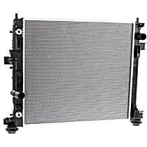 Radiator, 2.5L Engine, Sedan