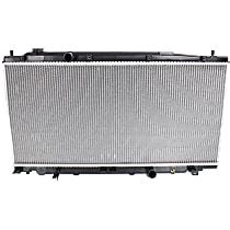 Aluminum Core, Plastic Tank, Radiator, 28.44 x 13.75 x 0.63 in. Core Size; EV Model