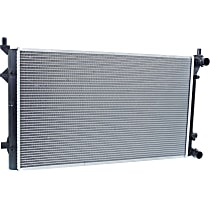 Radiator, 2.5L 5cyl