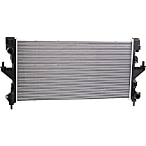 Radiator, With Factory Air