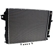 Radiator, Primary Unit, 6.7L Engine, Auto Trans, All Cab Types