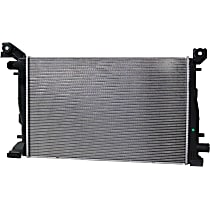 Radiator, Secondary Unit, 6.7L Engine, All Cab Types