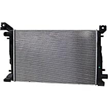 Radiator, Secondary Unit, 6.7L Engine, All Cab Types