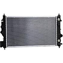 Radiator, 1.4L/1.8L Engine, 2nd Design
