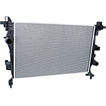 Radiator, Turbo Eng., Type 1