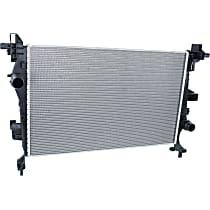 Radiator, Turbo Eng., Type 1