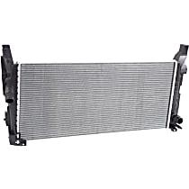 Radiator, 2.0L , S Model, Hatchback