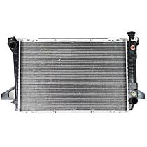 Radiator, 6cyl Engine, 1-Row, Standard Duty Cooling