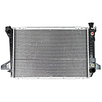 Radiator - 27.57 x 18.13 x 1 in. Core Size, 6 Cyl Engine