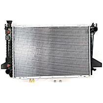 Radiator, 8Cyl, 1-Row, Standard Duty Cooling