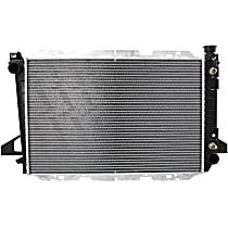 Radiator, 6cyl Engine, 2-Row, Heavy Duty Cooling