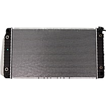 Radiator, 1.25 in. Core Size