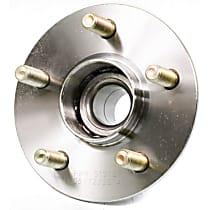 SureStop Rear, Driver or Passenger Side Replacement Wheel Hub - 1-Piece