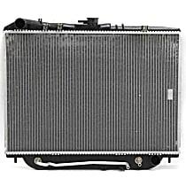 Radiator, 3.2L/3.5L Engines
