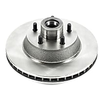 Power Stop® AR8103 Front OE Stock Replacement Brake Rotor