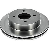 AR8123 Rear OE Stock Replacement Brake Rotor