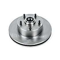 Power Stop® AR8200 Front OE Stock Replacement Brake Rotor