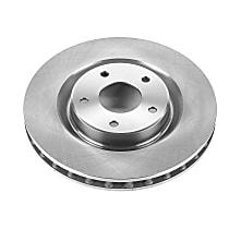 Power Stop® AR82101 Front OE Stock Replacement Brake Rotor