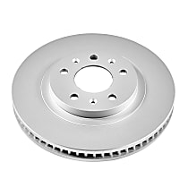 AR82102EVC Front Genuine Geomet® Coated Rotor