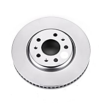 AR82103EVC Front Genuine Geomet® Coated Rotor