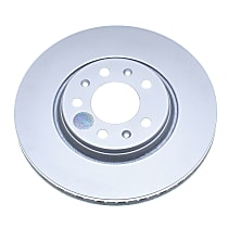 AR82108EVC Front Genuine Geomet® Coated Rotor