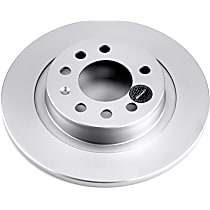 AR82109EVC Rear Genuine Geomet® Coated Rotor