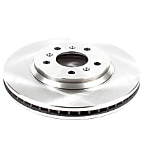 Power Stop® AR82110 Front OE Stock Replacement Brake Rotor