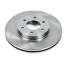 Power Stop® AR82120 Front OE Stock Replacement Brake Rotor