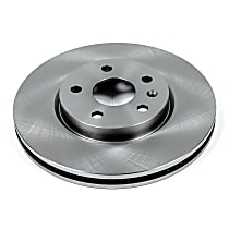 Power Stop® AR82126 Front OE Stock Replacement Brake Rotor