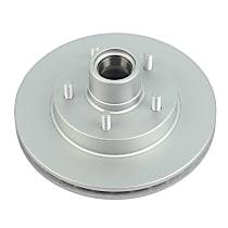 AR8213EVC Front Genuine Geomet® Coated Rotor