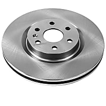 Power Stop® AR82145 Front OE Stock Replacement Brake Rotor