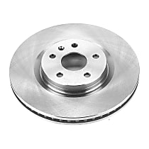 Power Stop® AR82162 Front OE Stock Replacement Brake Rotor