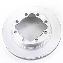 AR8242EVC Front Genuine Geomet® Coated Rotor