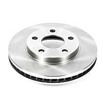 AR8250 Front OE Stock Replacement Brake Rotor