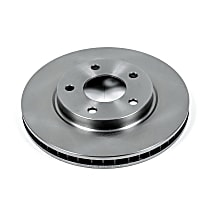 Power Stop® AR83068 Front OE Stock Replacement Brake Rotor