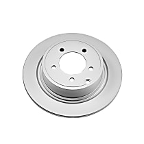 AR83069EVC Rear Genuine Geomet® Coated Rotor