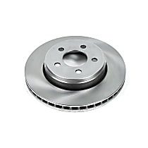 Power Stop® AR83071 Front OE Stock Replacement Brake Rotor
