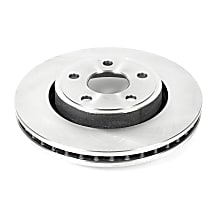 AR83076 Front OE Stock Replacement Brake Rotor