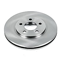 AR8341 Front OE Stock Replacement Brake Rotor