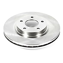 Power Stop® AR8369 Front OE Stock Replacement Brake Rotor