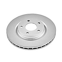 AR8369EVC Front Genuine Geomet® Coated Rotor