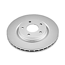 Power Stop® AR8369EVC Front Genuine Geomet® Coated Rotor