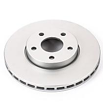 AR85146EVC Front Genuine Geomet® Coated Rotor