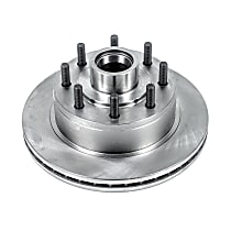 AR8546 Front OE Stock Replacement Brake Rotor