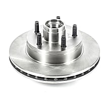 AR8548 Front OE Stock Replacement Brake Rotor