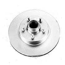 AR8551EVC Front Genuine Geomet® Coated Rotor