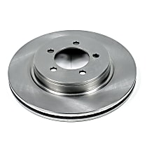 AR8589 Front OE Stock Replacement Brake Rotor