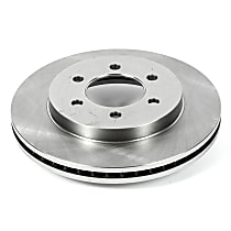 Power Stop® AR8596 Front OE Stock Replacement Brake Rotor