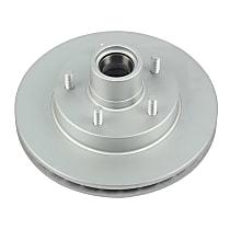 AR8617EVC Front Genuine Geomet® Coated Rotor