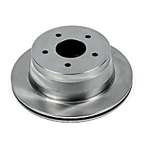 Power Stop® AR8636 Rear OE Stock Replacement Brake Rotor